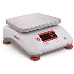 Ohaus V22PWE1501T Valor 2000 Compact Washdown Scale 3 x 0.0005 lb