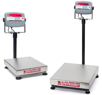 Ohaus Defender 3000 Digital Platform Scale