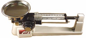 Ohaus Dial O Gram mechanical balances