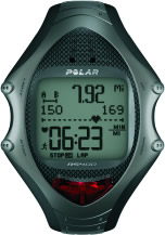 Polar RS400 heart monitor for continuous heart rate monitoring