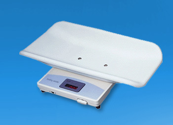 Tanita electronic pediatric scale