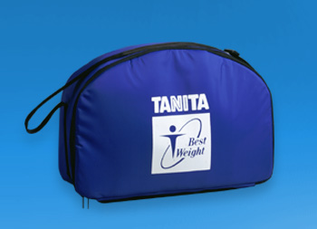 Padded carrying case for Tanita baby scales